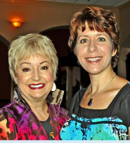 Michelle Yackel and Barb Schwarz, Creator of Home Staging